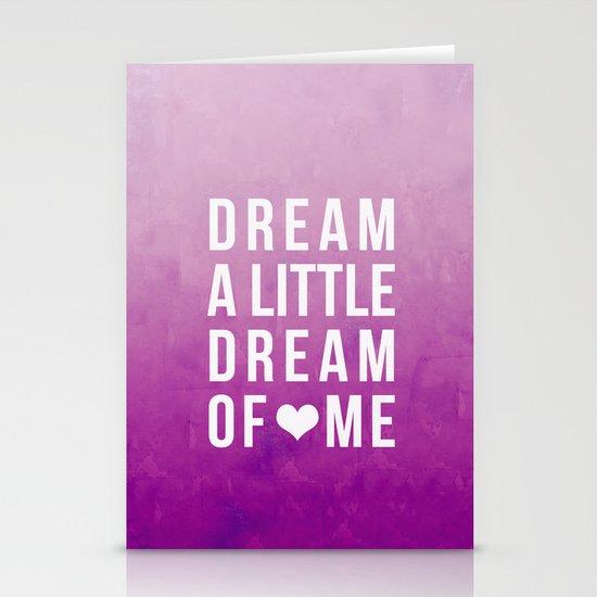 Dream II Stationery Card