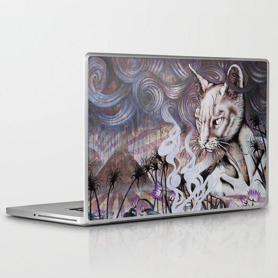 The Myth of Power Laptop & iPad Skin