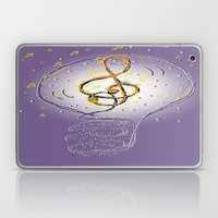 Music, what a great idea! Laptop & iPad Skin
