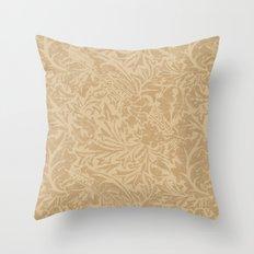 MODERN ACANTHUS Throw Pillow