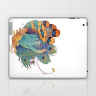 Attract Laptop & iPad Skin