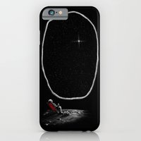 iPhone & iPod Case featuring Space Chill by nicebleed