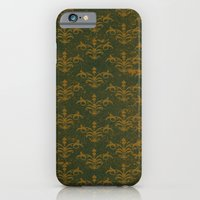 iPhone & iPod Case featuring Victorian Wallpaper by Phoebe Dowdle
