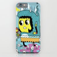 The Birds and the Bunnies  iPhone 6 Slim Case