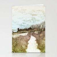 Crail Coastal Path: King… Stationery Cards