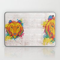 Cat Series: Tiger Laptop & iPad Skin