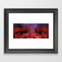 Solaris Part Two Framed Art Print