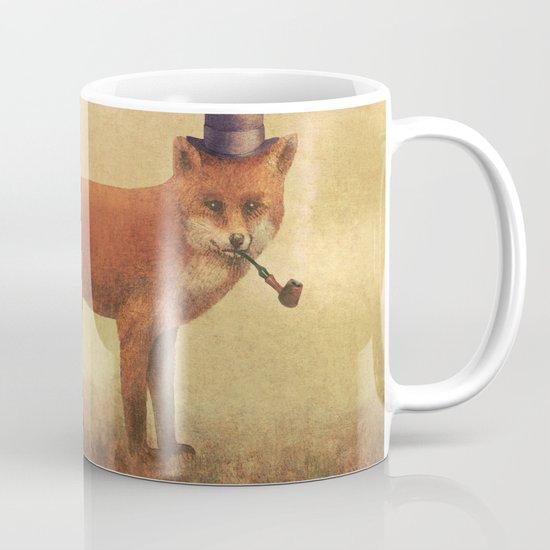 Crazy Like a Fox  Mug