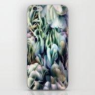 Soft Subtle Petal Ruffle… iPhone & iPod Skin