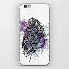 Patterned Quail iPhone & iPod Skin
