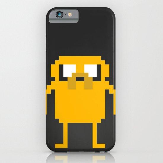 jake pixel iPhone & iPod Case