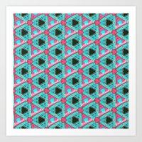 Jfivetwenty Tessellatio… Art Print