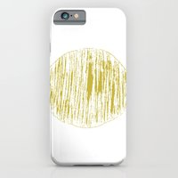 iPhone & iPod Case featuring yellow by Megan Louise