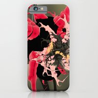 iPhone & iPod Case featuring fleur les mot by Lanny Quarles