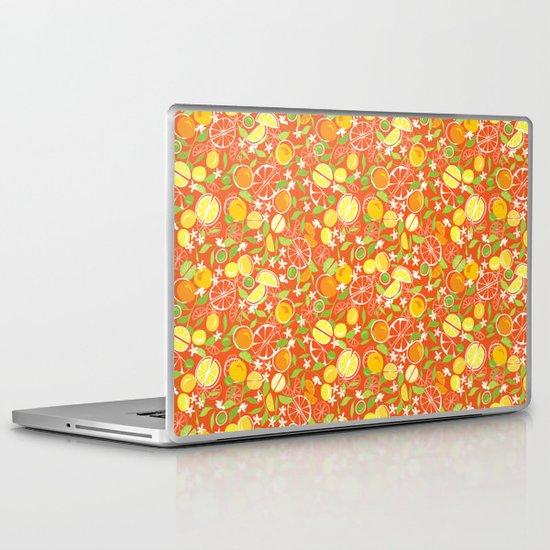 Citrus Squeeze Laptop & iPad Skin