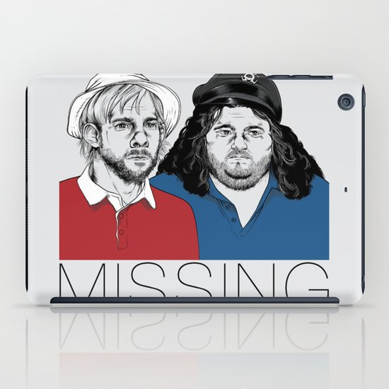 Missing iPad Case