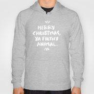 Merry Christmas, Ya Filt… Hoody