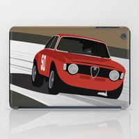 Magnificent Giulia iPad Case