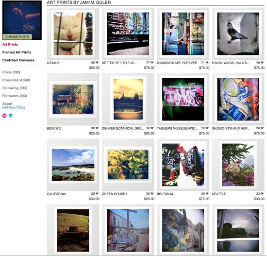 FREE SHIPPING on all Artwork !!!!!! Until Sept. 30th 2012 Art Print