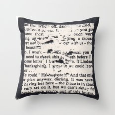 Micro Throw Pillow