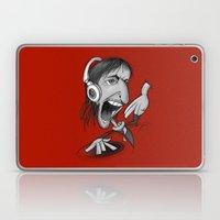 David Guetta Laptop & iPad Skin