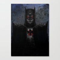 Dark Paradox Canvas Print