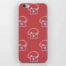 Say Cheese! iPhone & iPod Skin