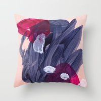 untitled 1603 Throw Pillow