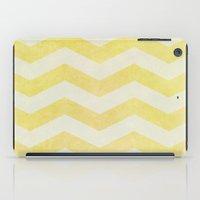 Sun-Kissed Chevron iPad Case