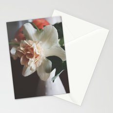 Pink Daffodil Stationery Cards
