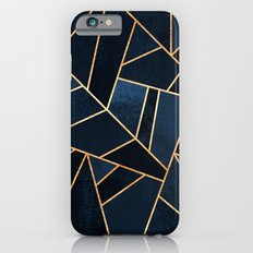 Navy Stone iPhone 6 Slim Case