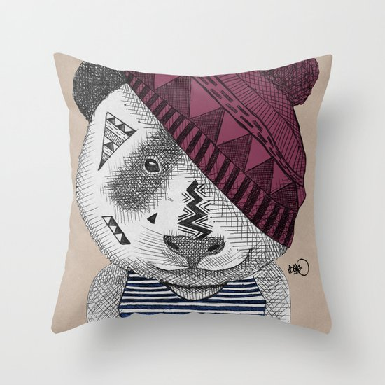 holger Throw Pillow