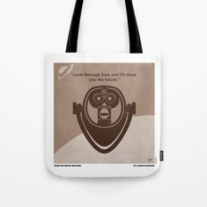 No217 My Oblivion minimal movie poster Tote Bag