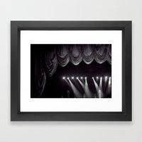 Theater Framed Art Print