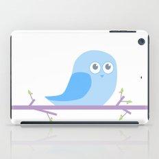 Bird on a branch go Hoot; iPad Case