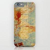 iPhone & iPod Case featuring Explore Dream Travel by Julia Kovtunyak