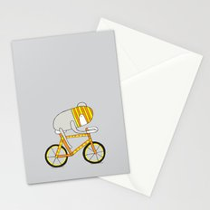 Ride more bikes Stationery Cards