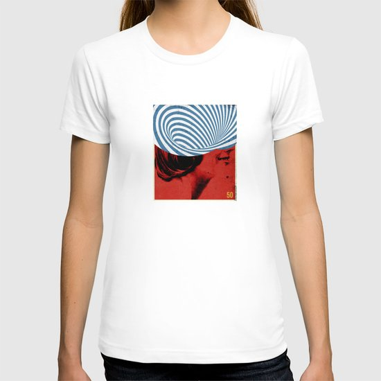 Cinquante | Collage T-shirt