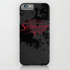 Harry Potter Curses: Sectumsempra iPhone 6s Slim Case