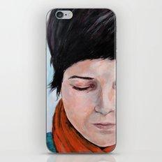 Tracyanne iPhone & iPod Skin