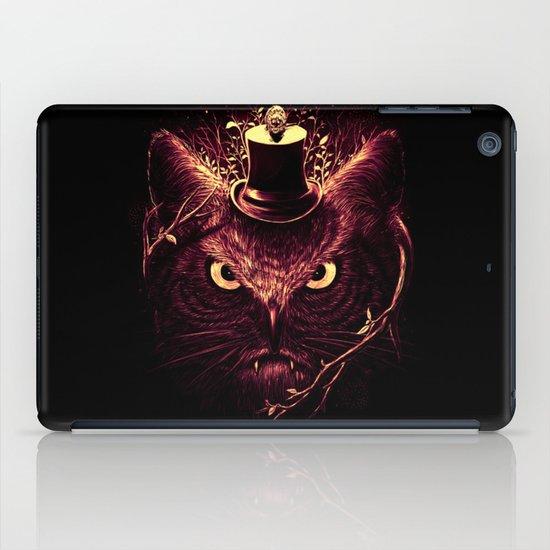 Meowl iPad Case