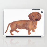 Dachshund Sausage dog iPad Case