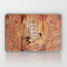 Bunny Rocket Laptop & iPad Skin
