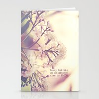 Appointed Bloom Stationery Cards