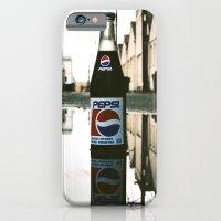 A Pepsi reflection iPhone 6 Slim Case