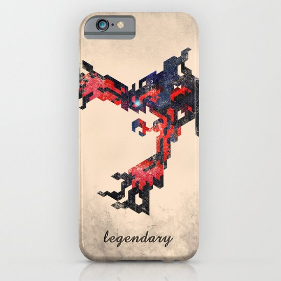 I Am Legendary Y- Geometric iPhone & iPod Case