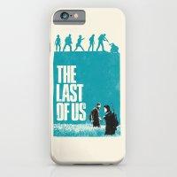 The Last Of Us iPhone 6 Slim Case