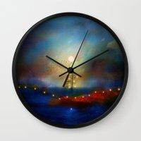 A Beautiful Christmas - … Wall Clock