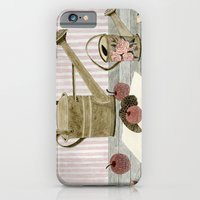 Watering Cans And Apples iPhone 6 Slim Case