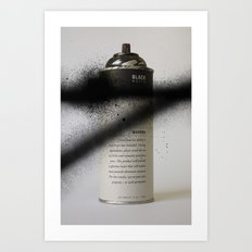 Juvenile Detention Art Print